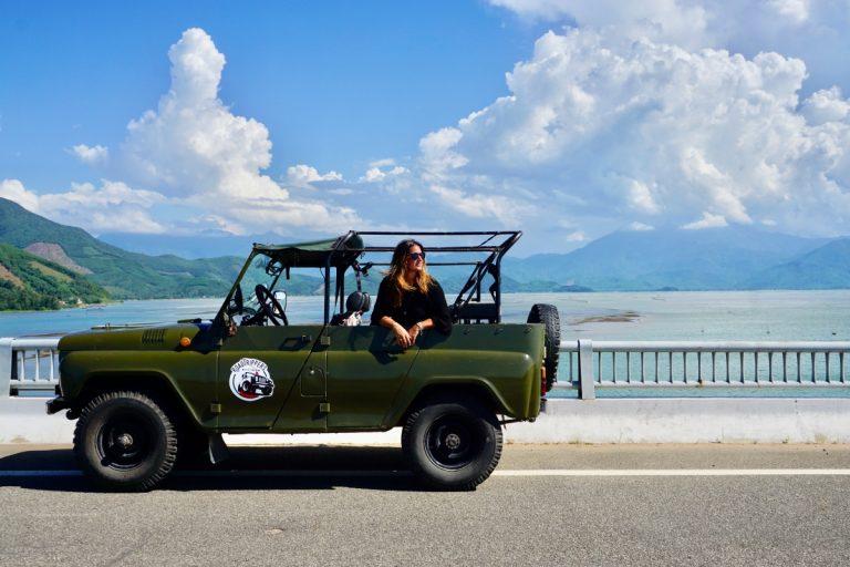 The Beautiful Journey to Hue on the Hai Van Pass