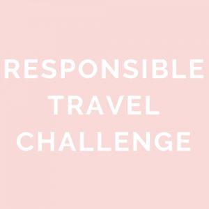 Responsible Travel Challenge Thumbnail