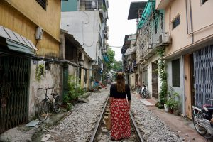 10 Postcard-Worthy Photos of Hanoi's Train Street