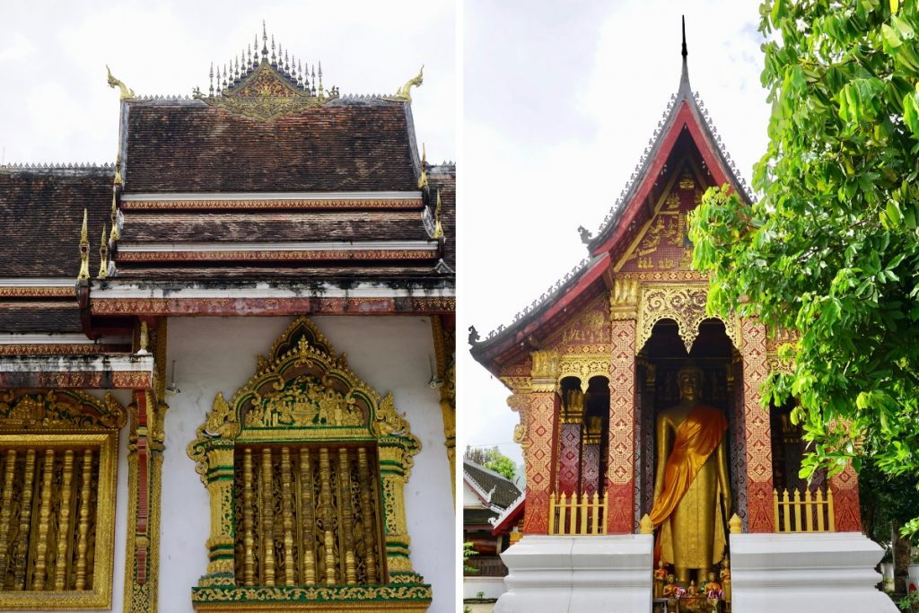 Glorious temples