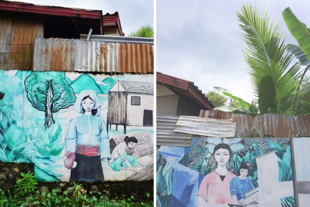 Street Art Luang Prabang