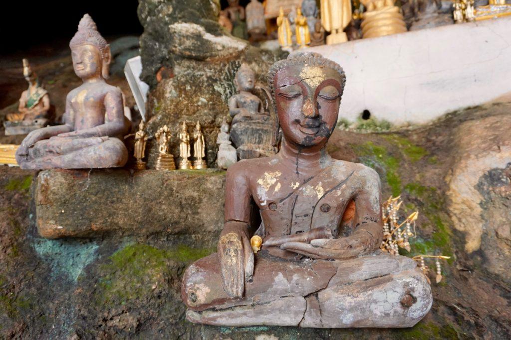 Buddha Statues Laos