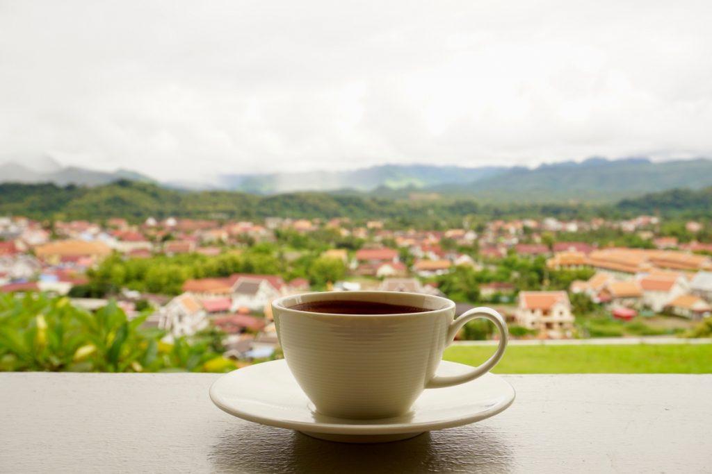 Coffee Laos