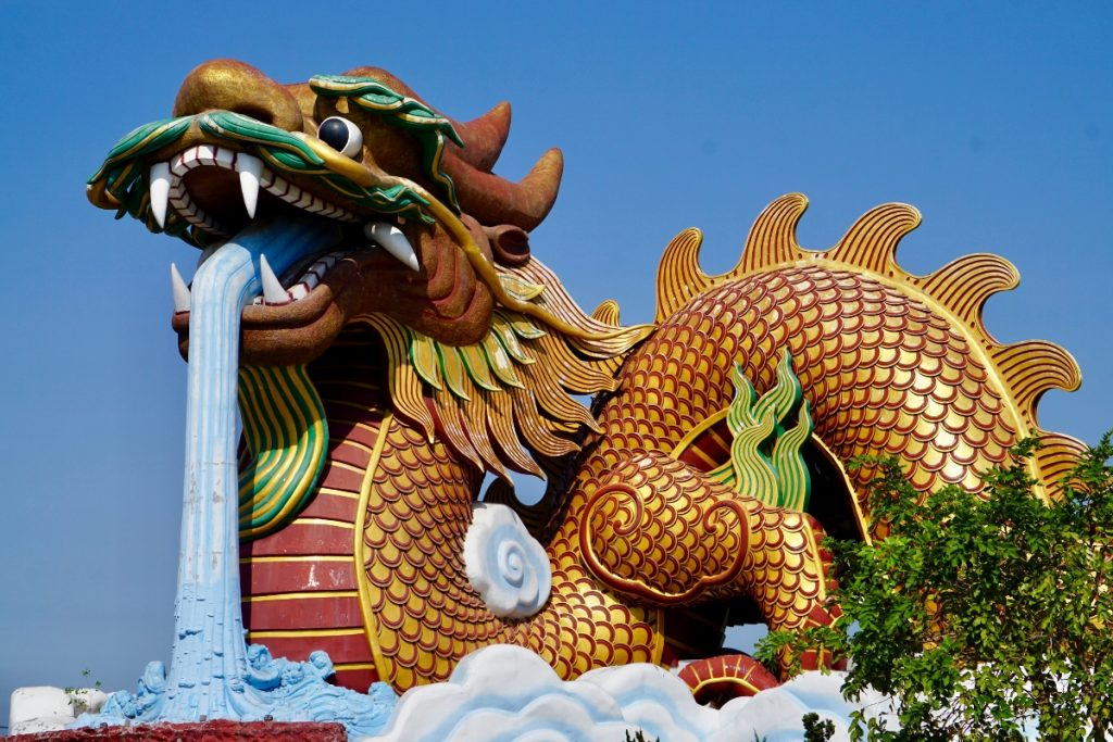 dragon bangkok
