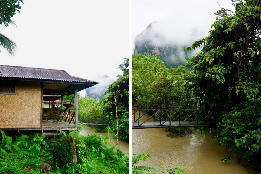 Vang Vieng Hut