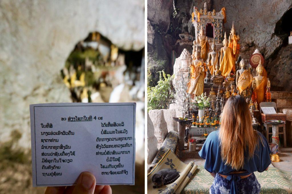 Buddhist fortune
