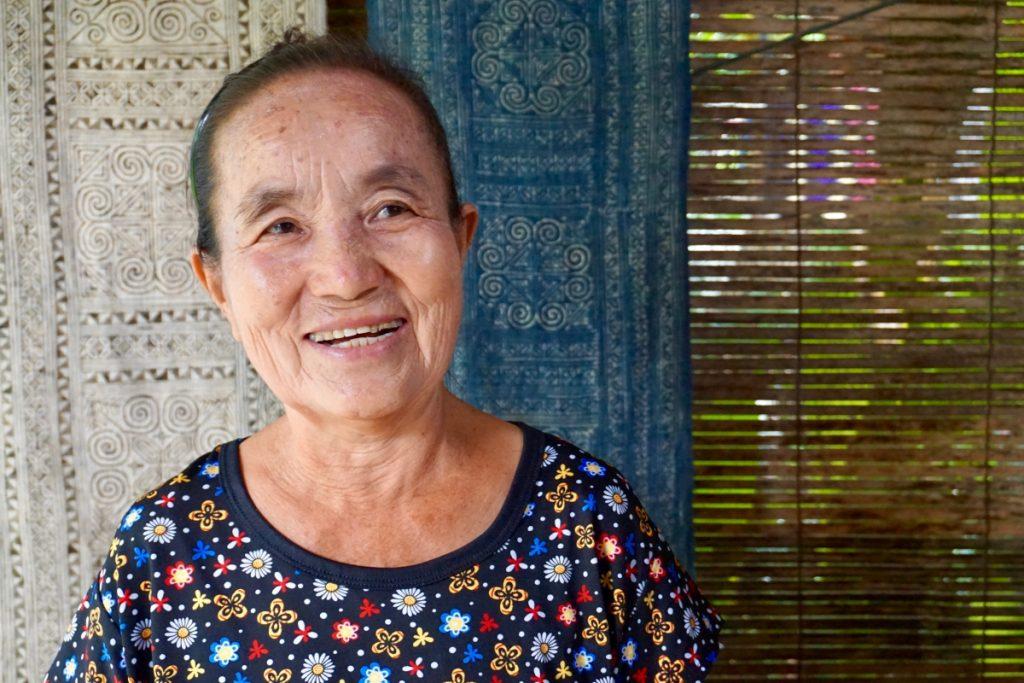 Luang Prabang Woman