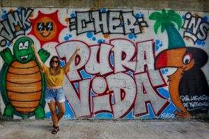 10 Postcard-Worthy Photos of Tortuguero Town's Murals