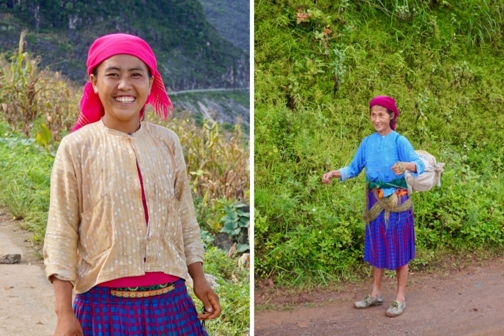 Traditional dress in Ha Giang