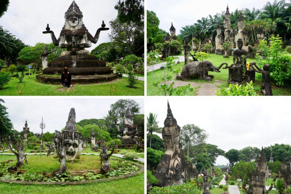 Buddha Park Vientiane Things to do