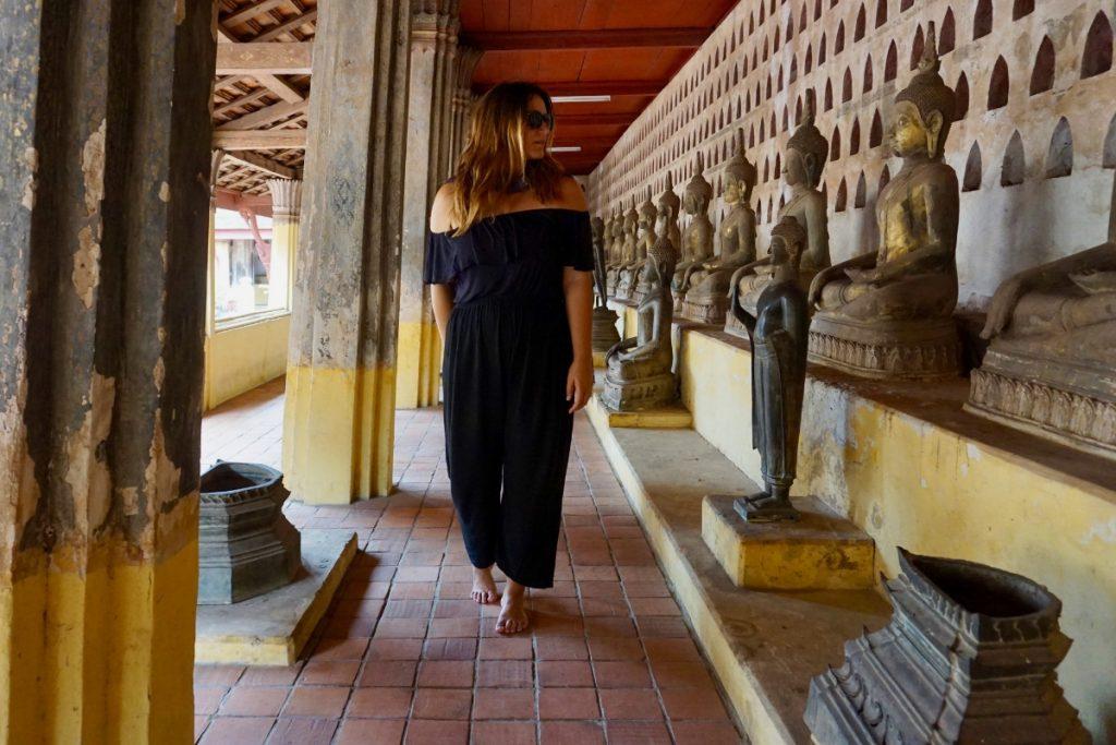 Things to Do Vientiane Wat Sisaket