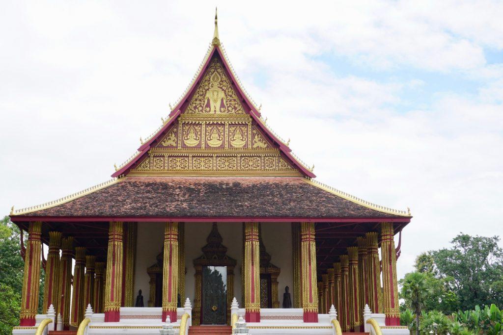 Wat Phra Kaew Things to do Vientiane