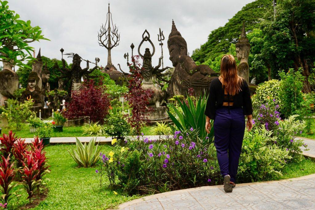 Buddha Park Vientiane Things to do Vientiane