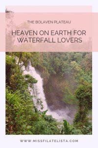 pakse waterfall